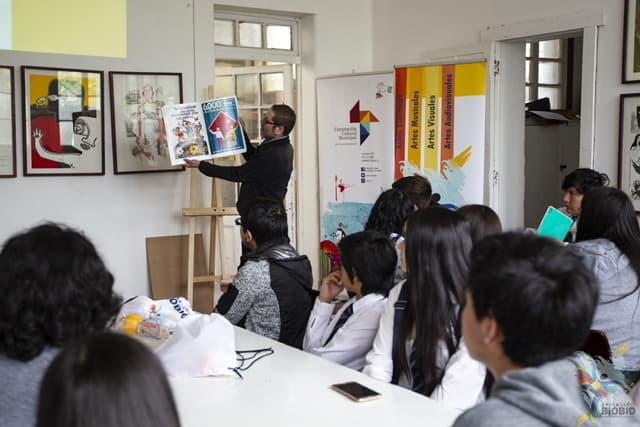Conozca el programa que lleva arte y cultura a las regiones de Biobío y Ñuble
