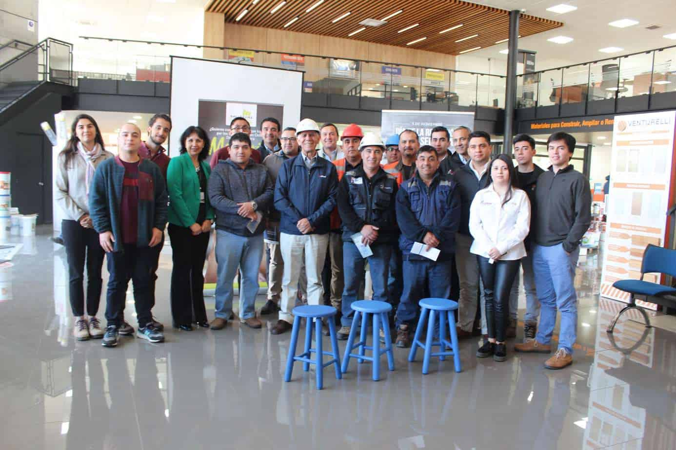 Trabajadores, empresarios, dirigentes gremiales y autoridades dieron vida al «Día de la reflexión por la seguridad»