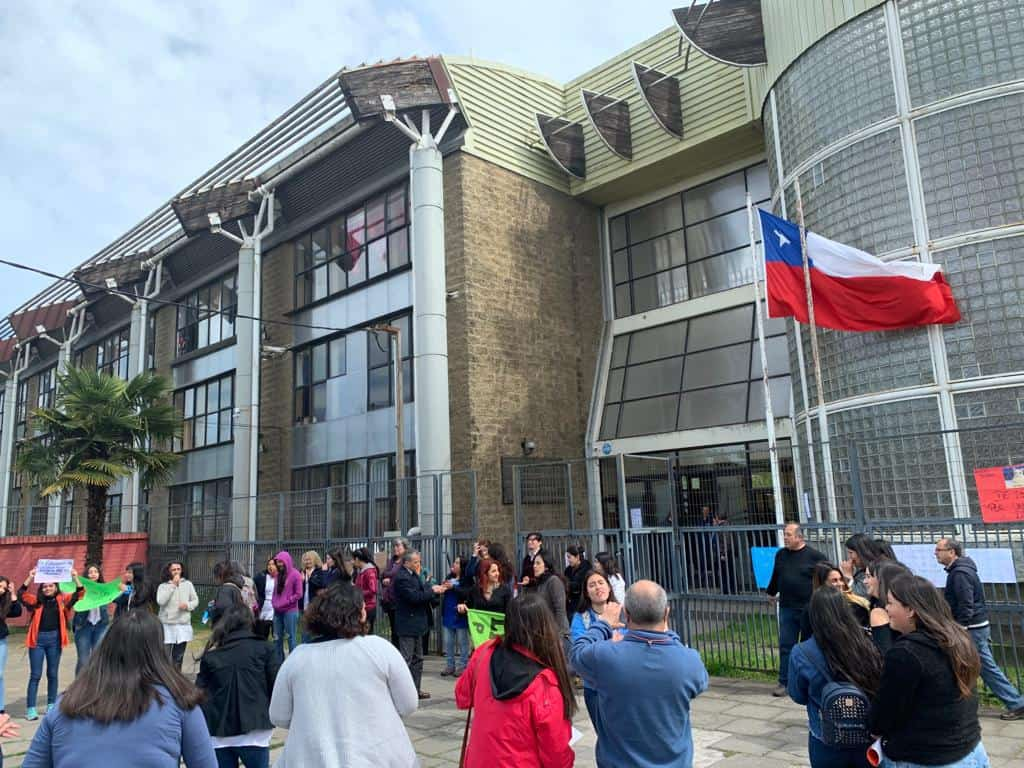 Giacaman firmará este viernes recursos para el Liceo Juanita Fernández