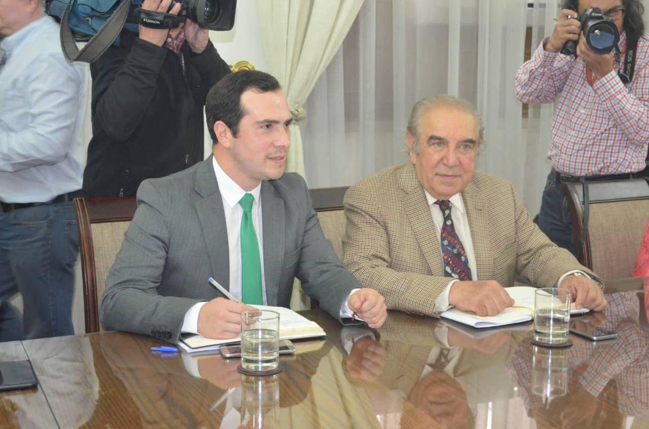 Concejal de Santa Bárbara participó del comité político en La Moneda: «todos debemos ser parte de la solución»