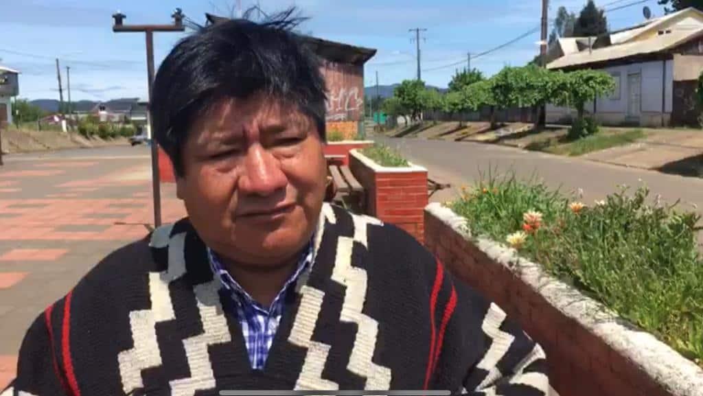 Padre de Camilo Catrillanca: «queríamos cadena perpetua  para Alarcón»
