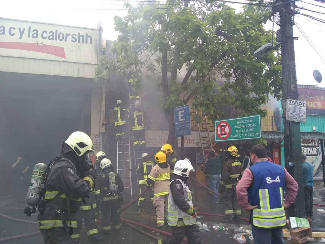 Molestia por falta de grifos en sector de la Vega Techada tras voraz incendio