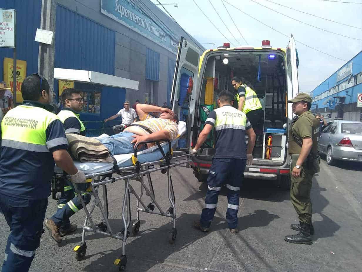 Carabineros descarta persona desaparecida en el incendio: propietario resultó lesionado