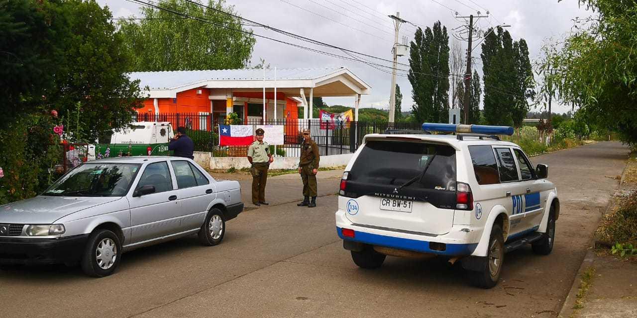 Alerta de bomba en jardín Junji de Mulchén: «va a ser una masacre»