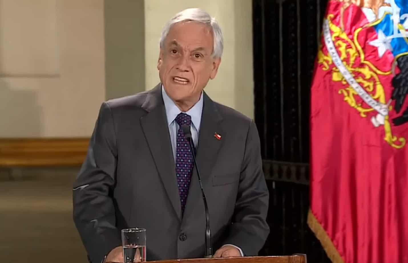 Piñera y violaciones a los Derechos Humanos: «No habrá impunidad»