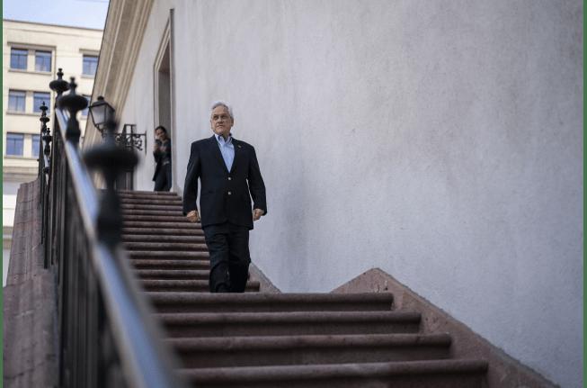 Piñera nombra a nuevos subsecretarios del Ministerio Secretaría General de la Presidencia y Subdere
