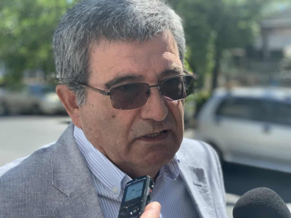 Alexider González y candidatura a alcalde de Los Ángeles: «lo decidiré después del 30 de abril»