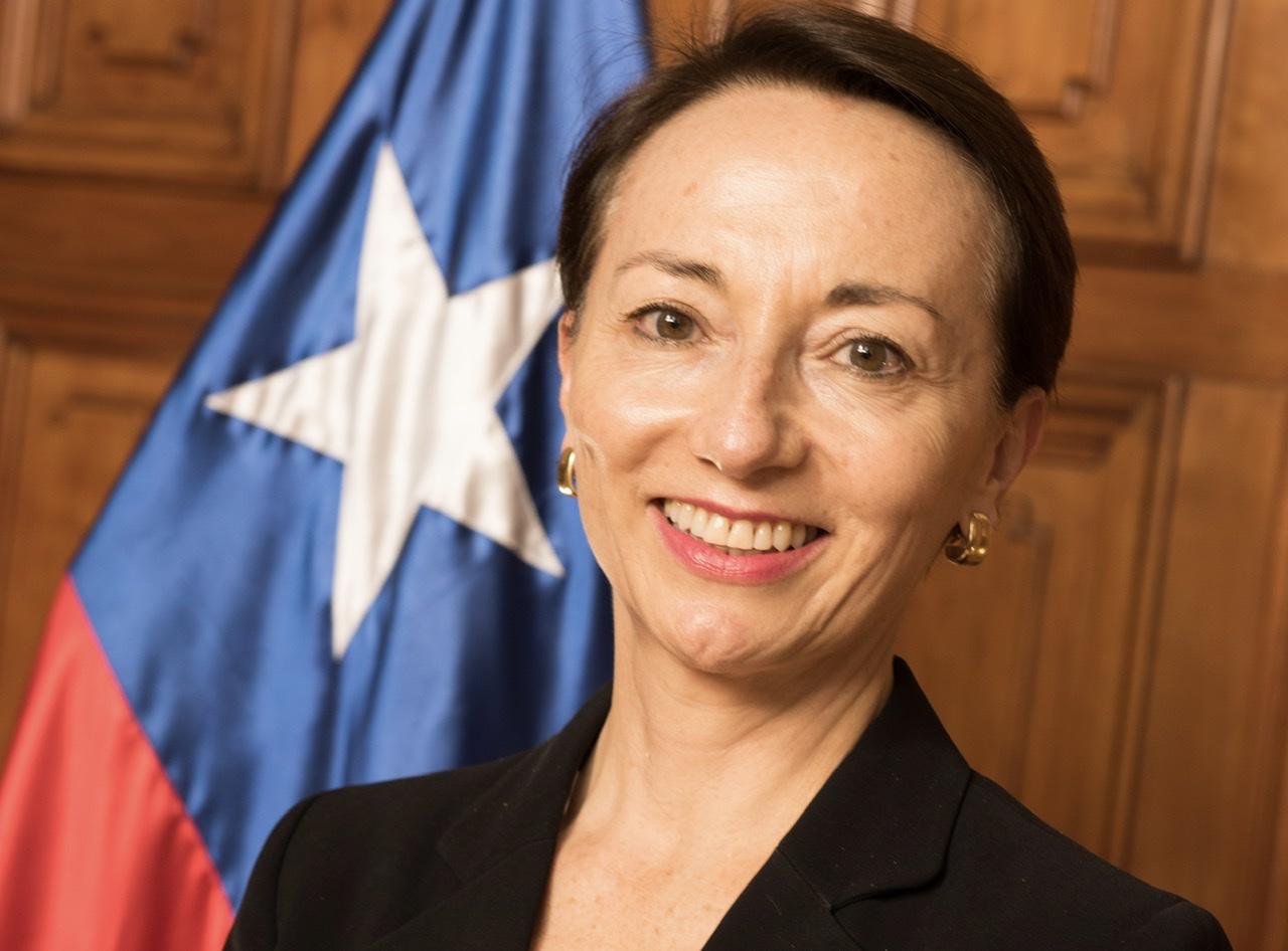 Ministra Gloria Ana Chevesich es la nueva vocera de la Corte Suprema