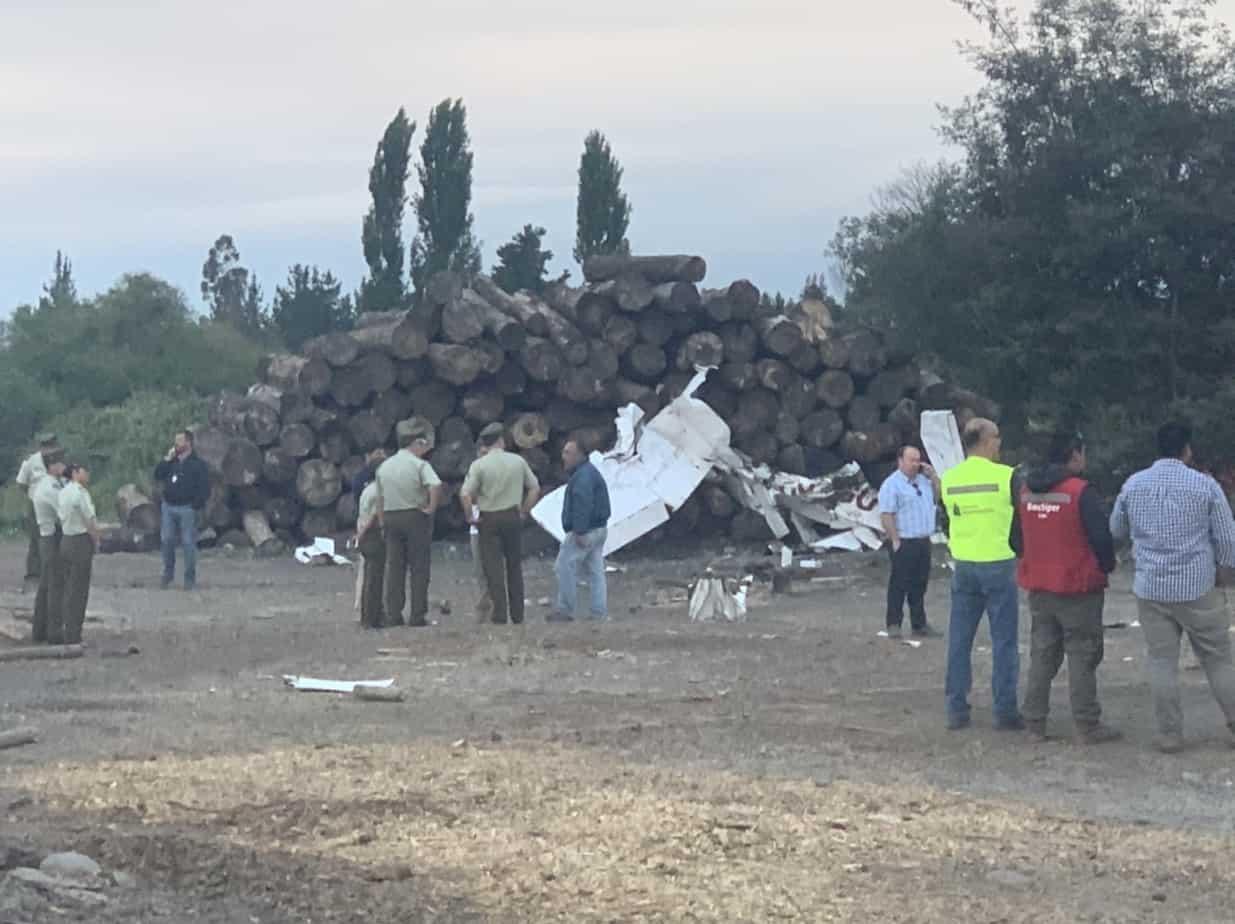 Experimentado piloto muere al caer en su avioneta en Cabrero