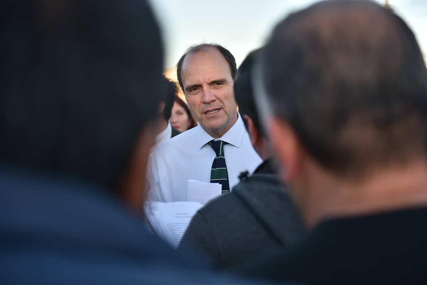 Ministro Monckeberg: Había funcionarios con patrimonios por más de 800 millones de pesos