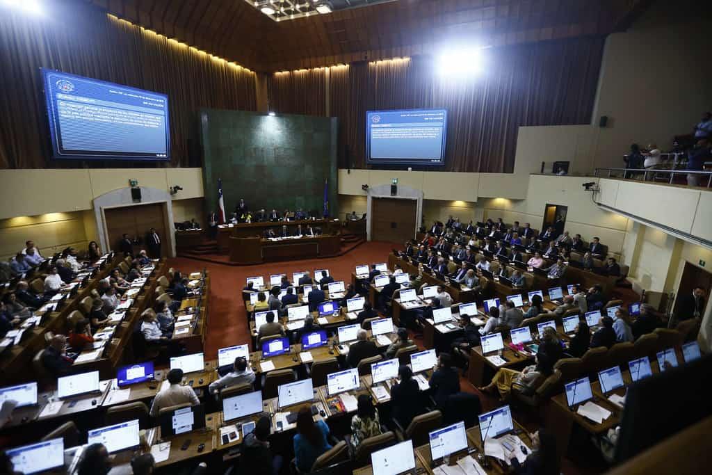 Cámara de Diputados aprueba tipificar como delito a la alteración de la paz pública