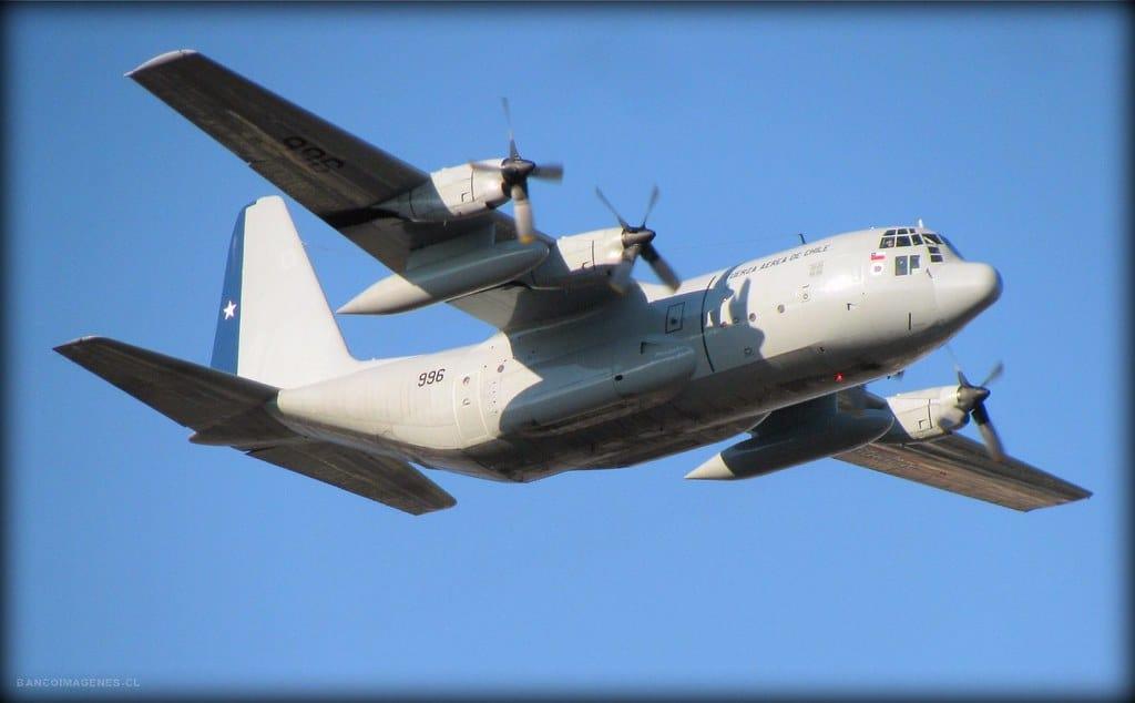 Avión de la Fach con 38 pasajeros se encuentra desaparecido en la Antártica