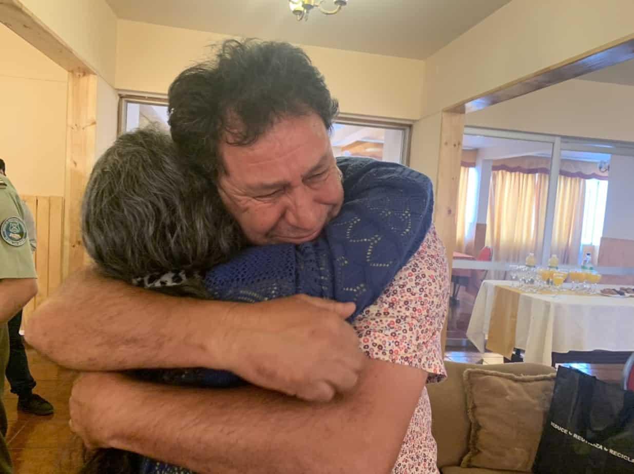 De Antofagasta a Los Ángeles, la  emocionante historia de una familia que se reúne luego de 50 años
