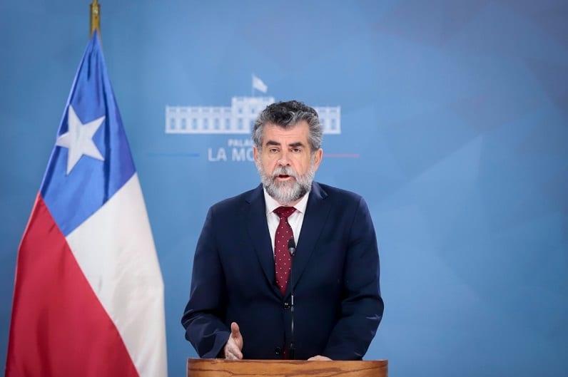Gobierno acepta la renuncia del subsecretario del interior