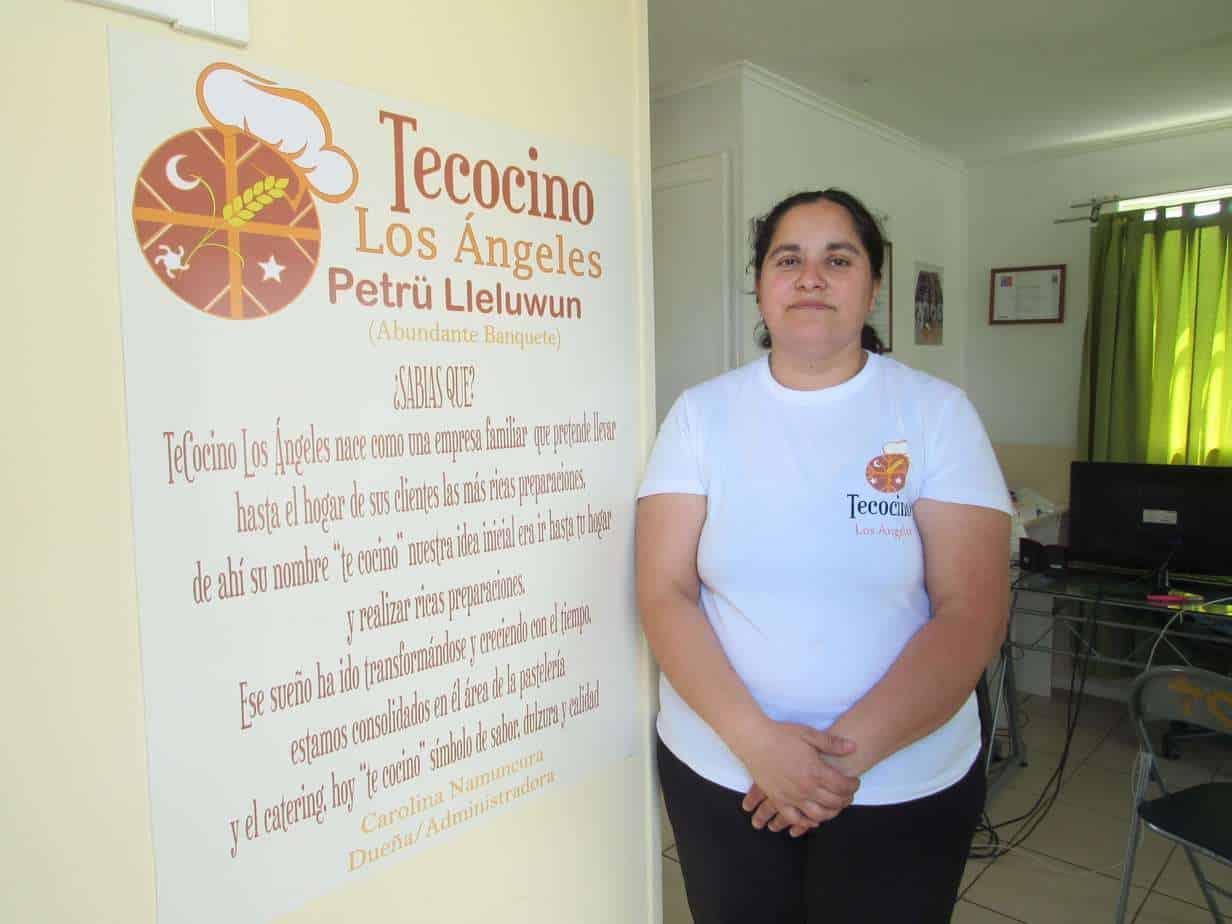 Te Cocino: Un emprendimiento de cocina mapuche con origen en las recetas de la abuela