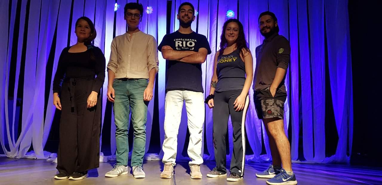 Las historias de talento y amor por el arte escénico detrás de la segunda generación de egresados de la Escuela de Teatro de la CCMLA