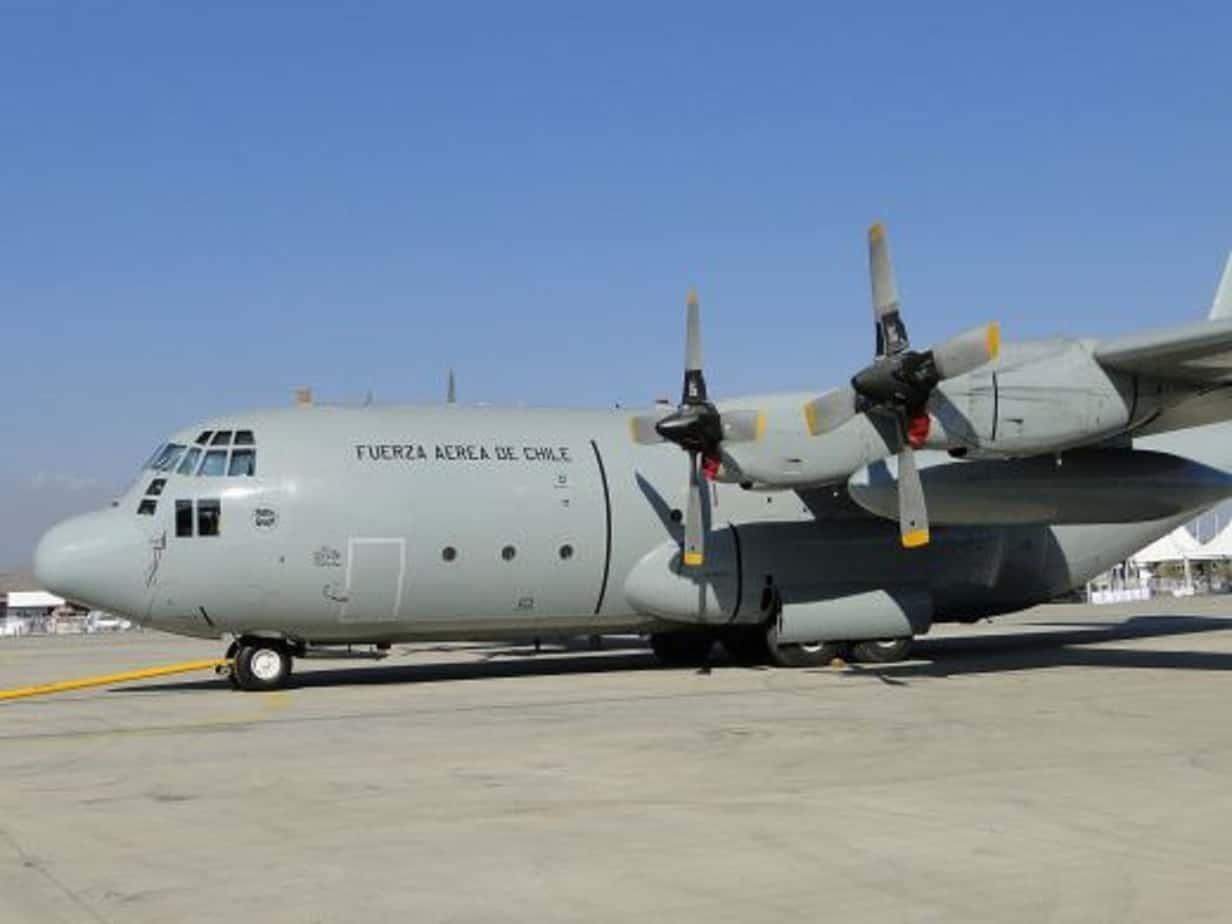 Decretan duelo nacional por fatal accidente del C130 de la Fach