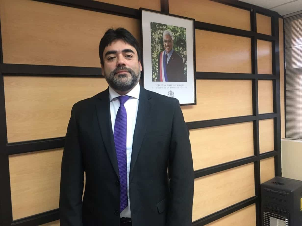 Nombran a Daniel San Martín como Seremi de Educación en Ñuble