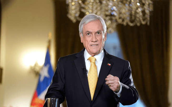 Piñera presenta agenda anti abusos: cárcel efectiva para colusión de alimentos y remedios