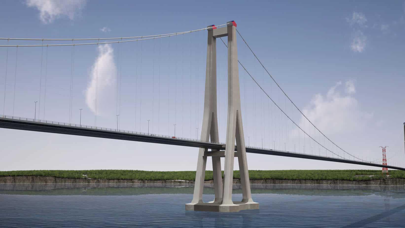 Puente Chacao: Hyundai informa que «por primera vez en su historia» paralizará una obra