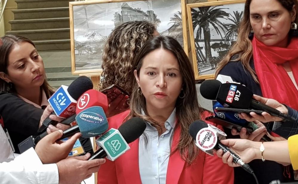 Diputada Joanna Pérez pide al gobierno que no obstaculice aprobación de voto obligatorio