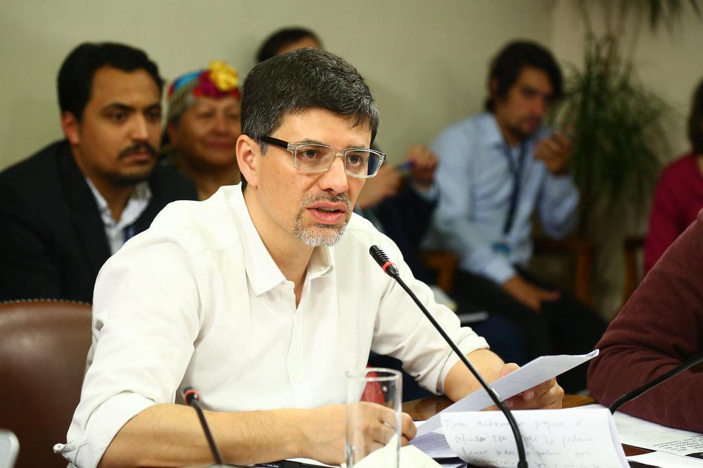 Marcelo Díaz renuncia al Partido Socialista luego de 30 años de militancia