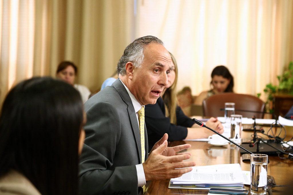 Canciller expone ante la Comisión de RREE las acciones para enfrentar daño a la imagen internacional de Chile