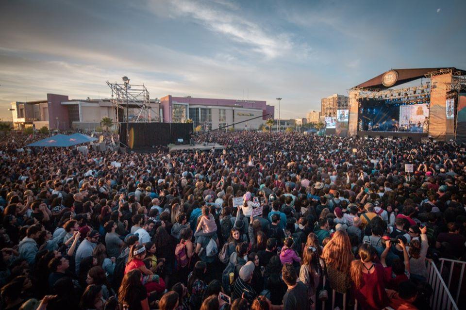 Carabineros: No es factible realizar el Festival REC 2020