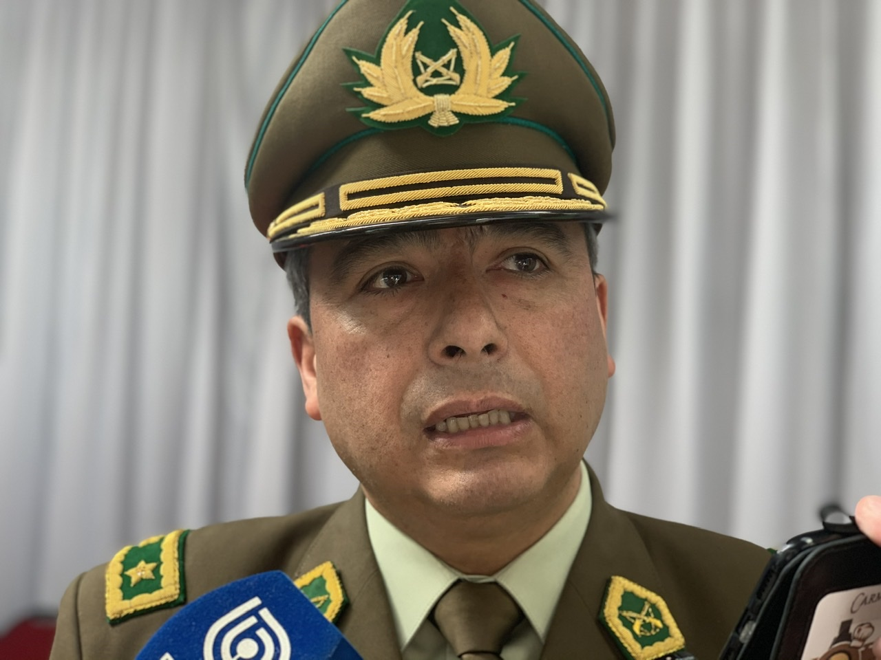 Nuevo general de zona en Biobío anuncia que va a trabajar «con y por los derechos humanos»