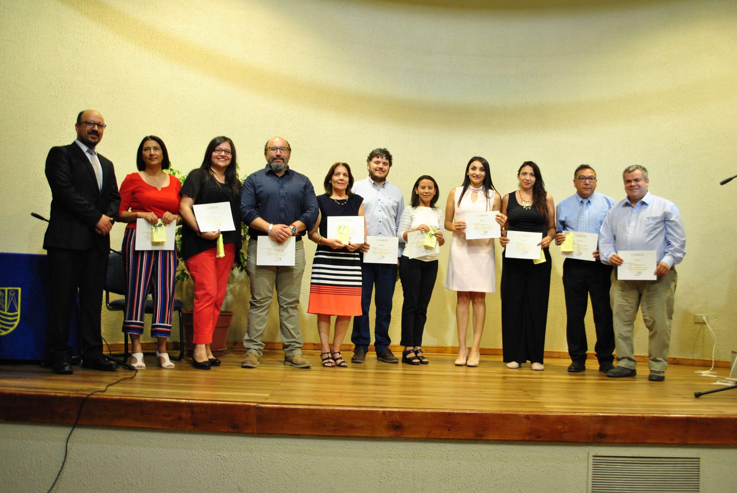Destacan labor de docentes en Virginio Gómez sede Los Ángeles