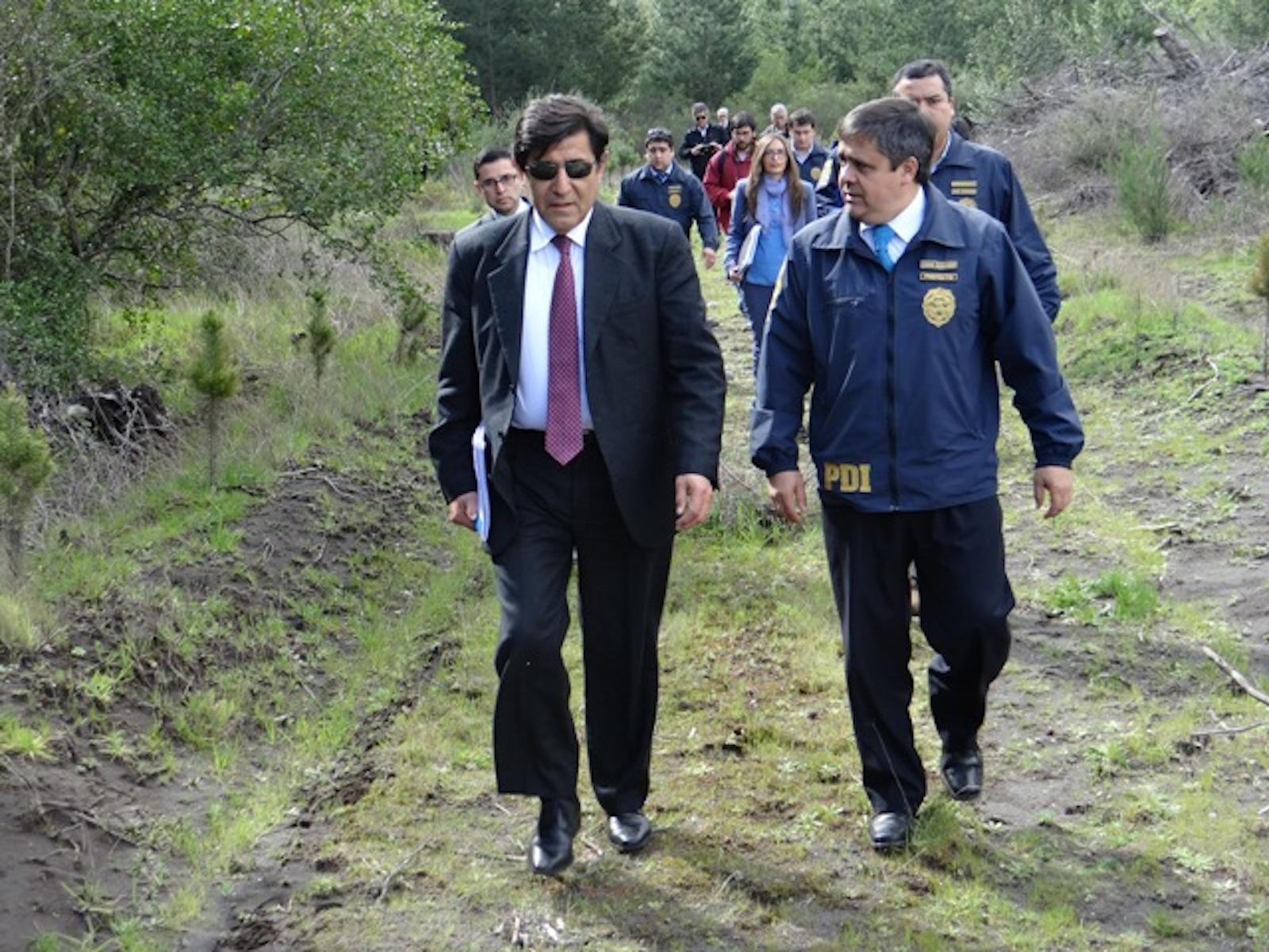 Ministro Carlos Aldana condena a carabineros (R) por 19 homicidios calificados en Laja y San Rosendo