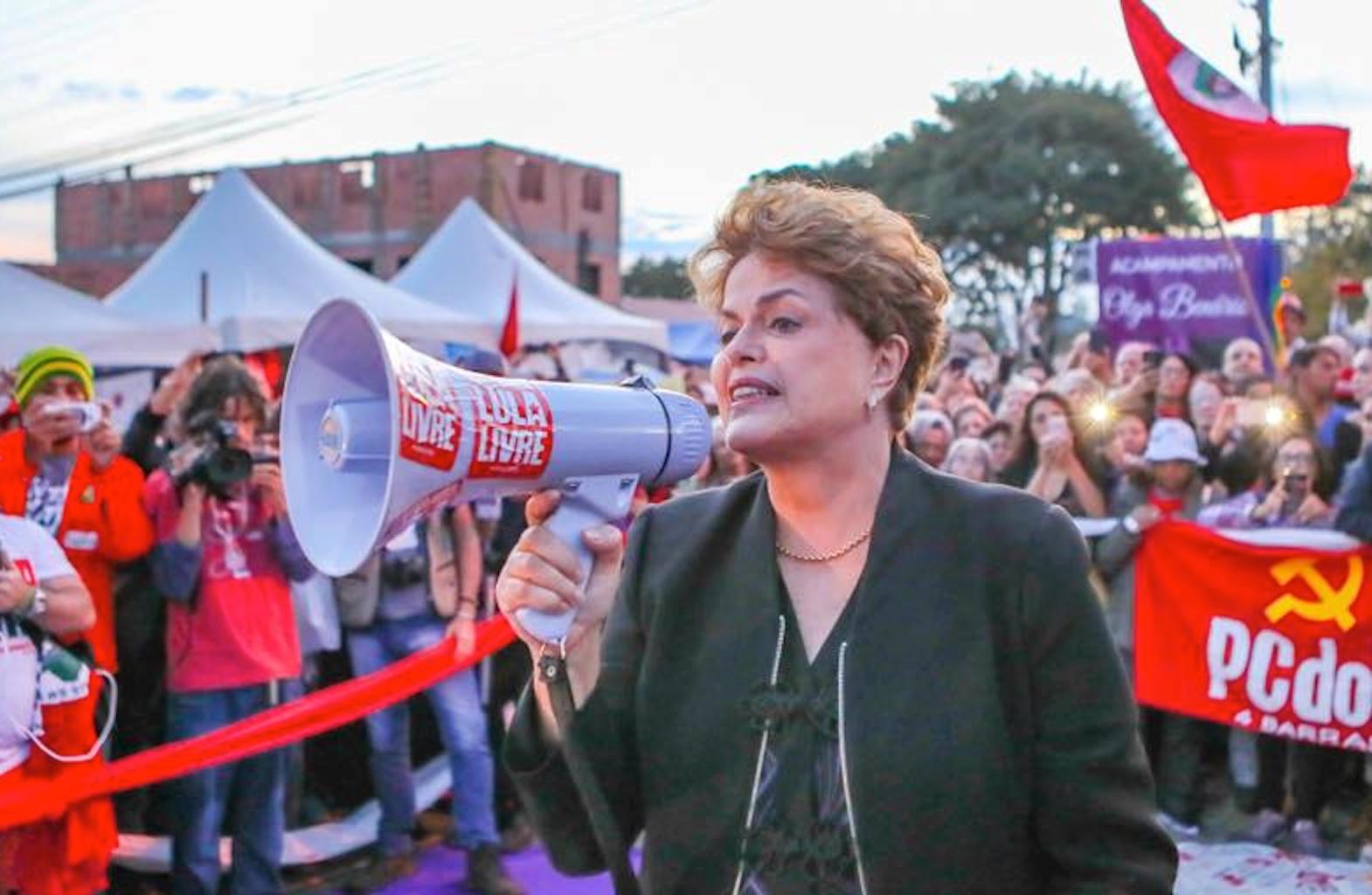 Dilma Rousseff confirma asistencia a Chile para foro organizado por el Senador Alejandro Navarro