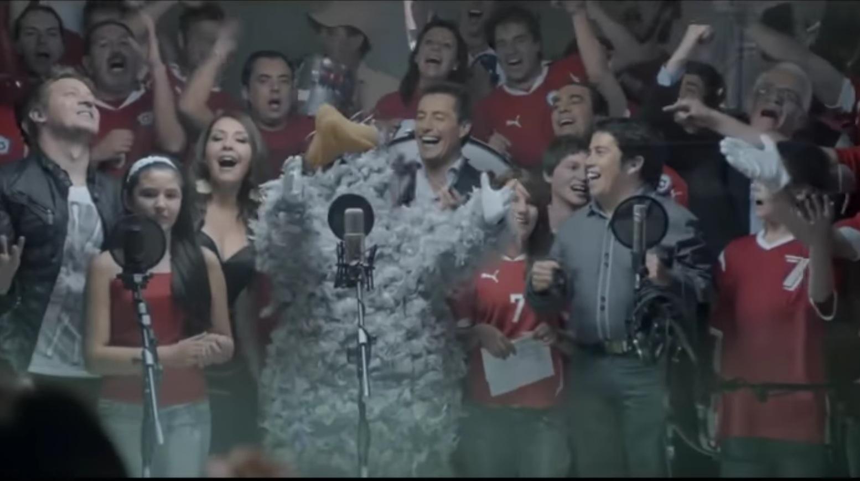 5 comerciales chilenos de la selección que te van a erizar los pelos