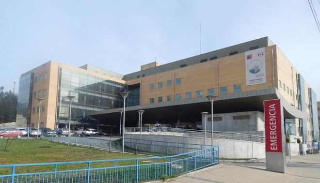 Activan protocolos en el Hospital de Talcahuano por dos mujeres con síntomas de Covid-19