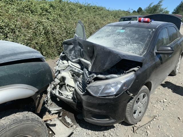 PDI captura a homicida de Los Ángeles en operativo que incluyó accidente de tránsito