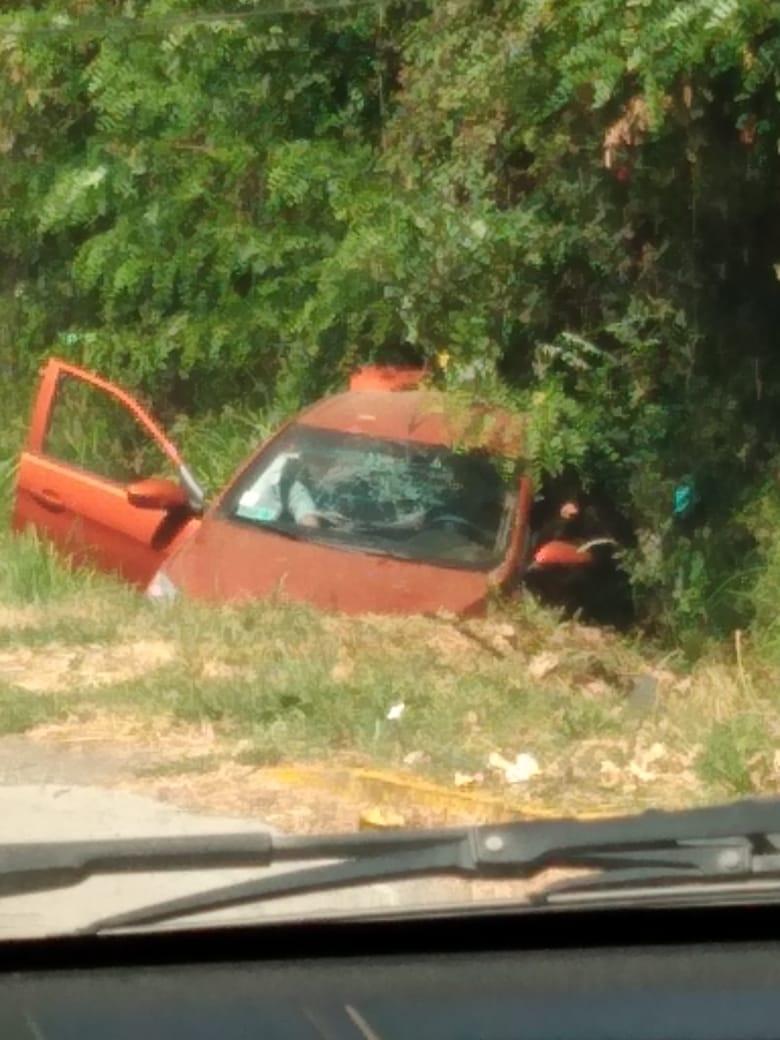 Un herido grave deja accidente camino a Antuco