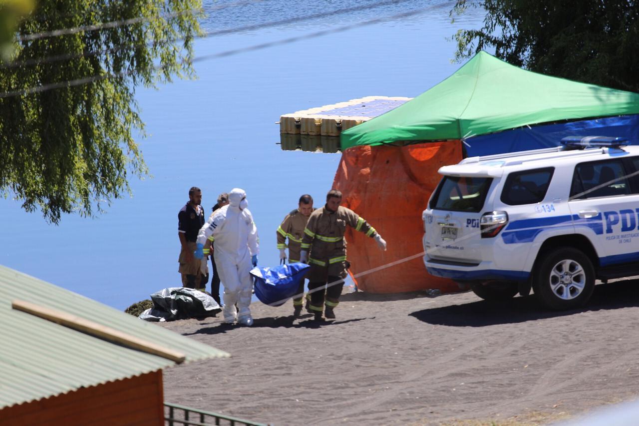 Bañista es encontrado muerto en la Laguna La Señoraza de Laja