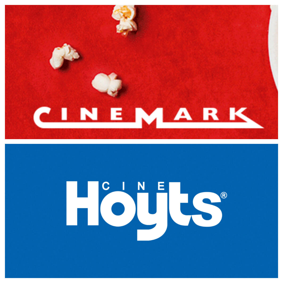 Cinemark y Cine Hoyts inician guerra por Twitter