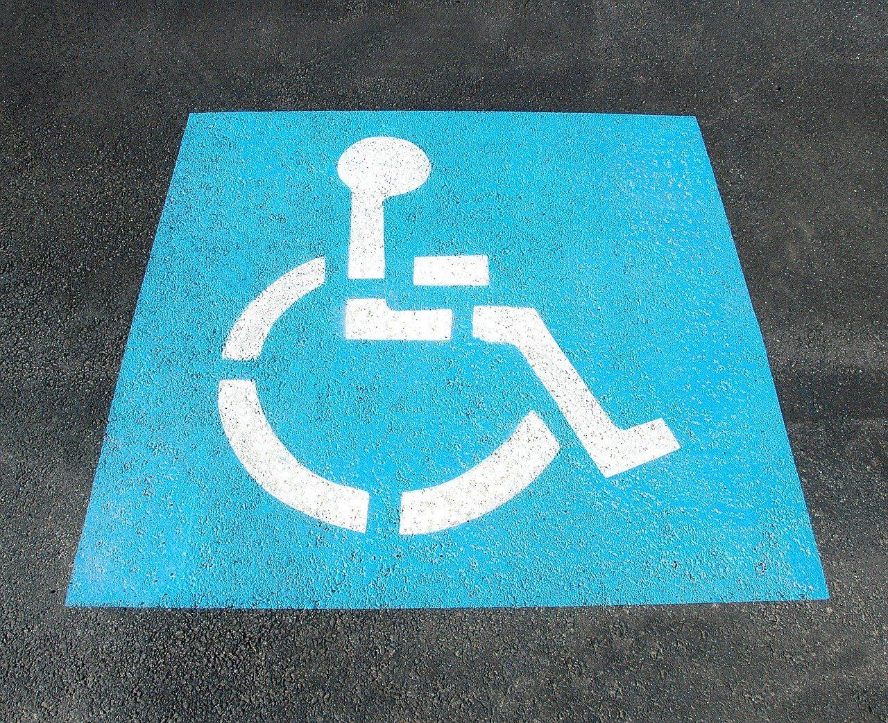 Atención: Será sanción «grave» uso incorrecto de estacionamientos para personas con discapacidad