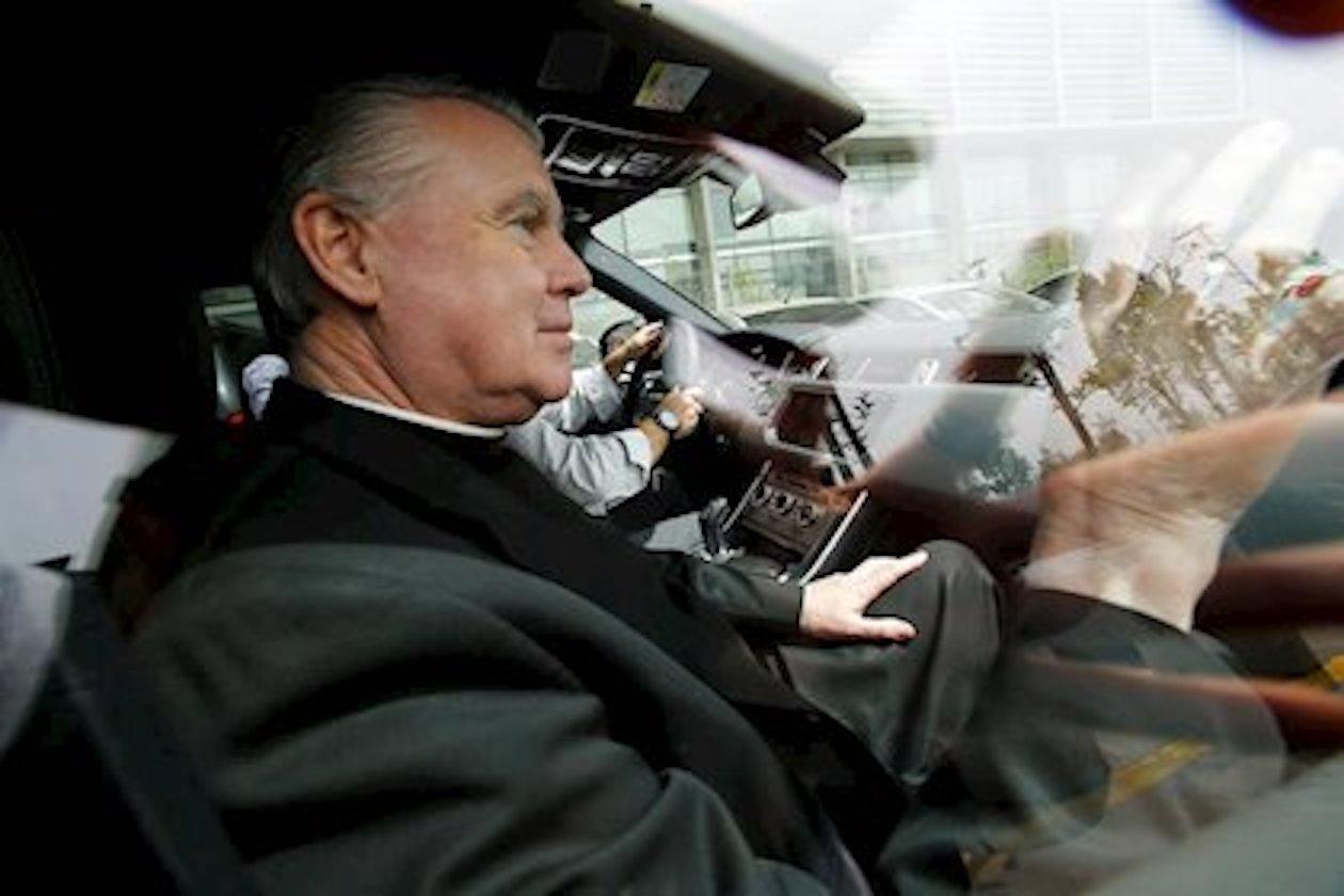 Justicia determina que John O'Reilly no podrá volver a Chile
