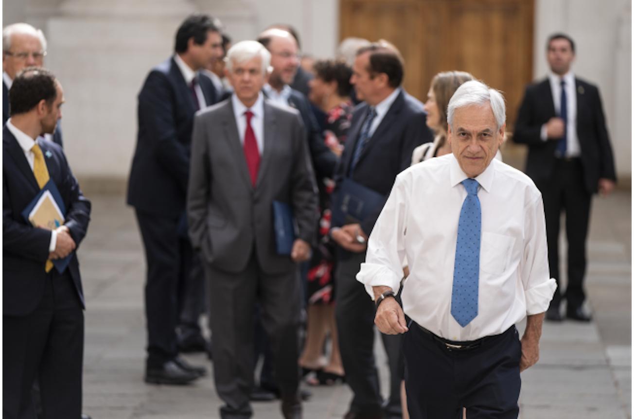 Piñera y plan para la grave sequía en el país: «Hay que hacerlo ahora»