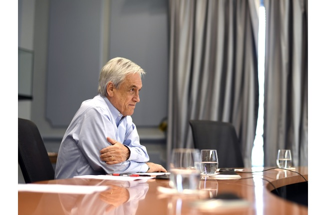 Sorpresiva interrupción de vacaciones de Piñera: Arriba a Temuco