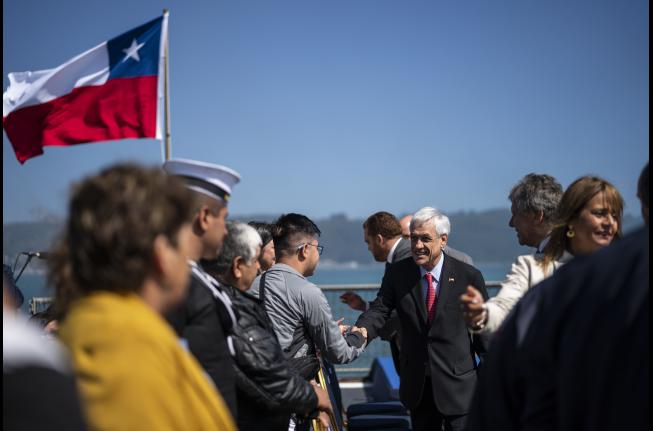 Presidente Piñera y el 27F: «Chile era capaz de enfrentar cualquier adversidad cuando estaba unido»