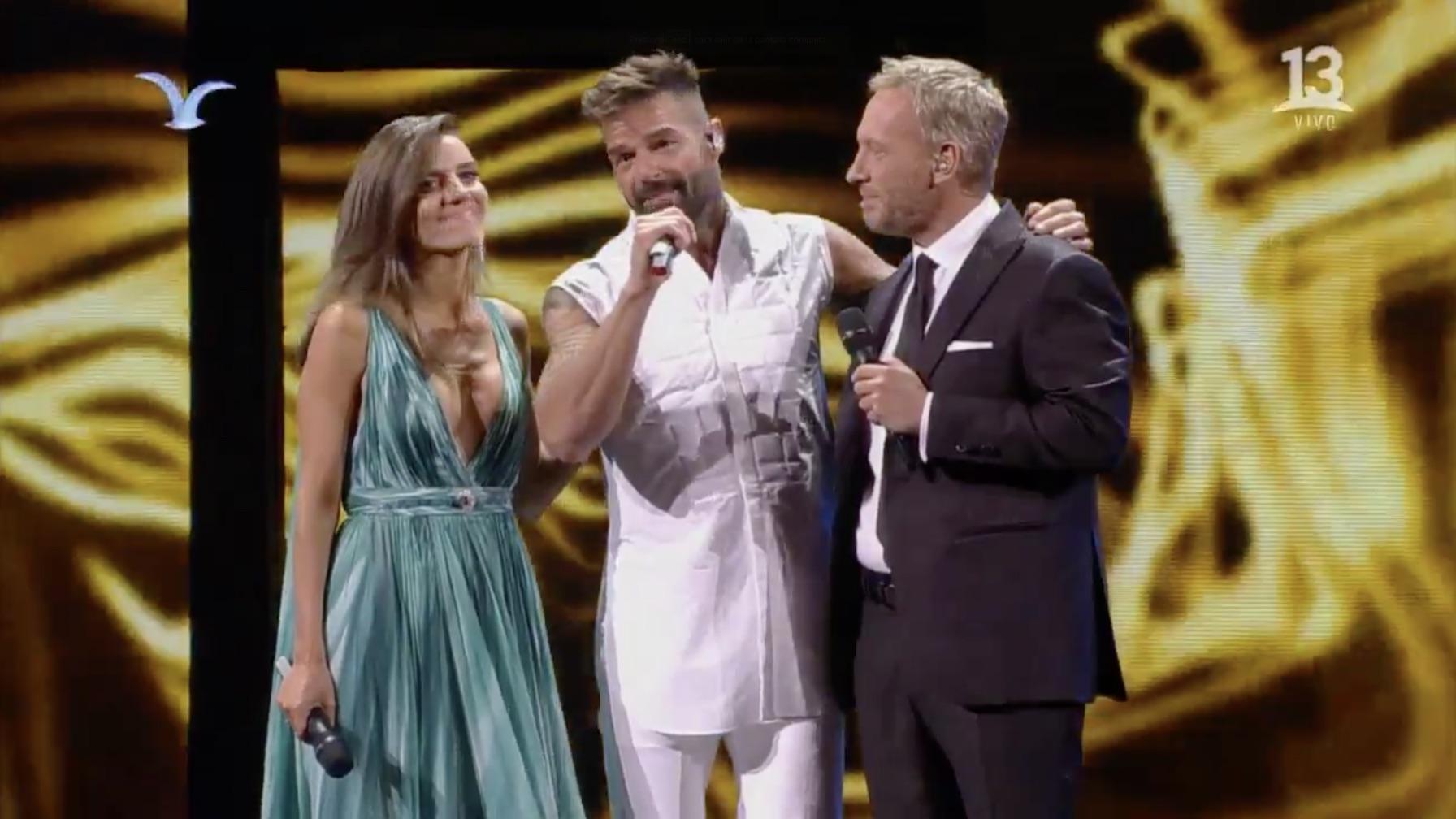 Ricky Martin y la crisis social en Chile: «Exijan lo que ustedes merecen»