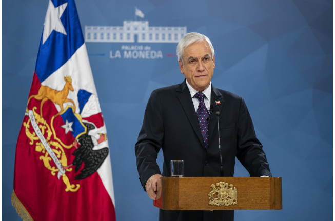 Conoce las medidas anunciadas por el Presidente Piñera por el coronavirus