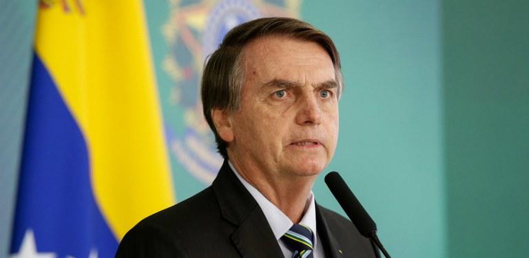 Jair Bolsonaro en observación: Su jefe de prensa dio positivo para Covid19