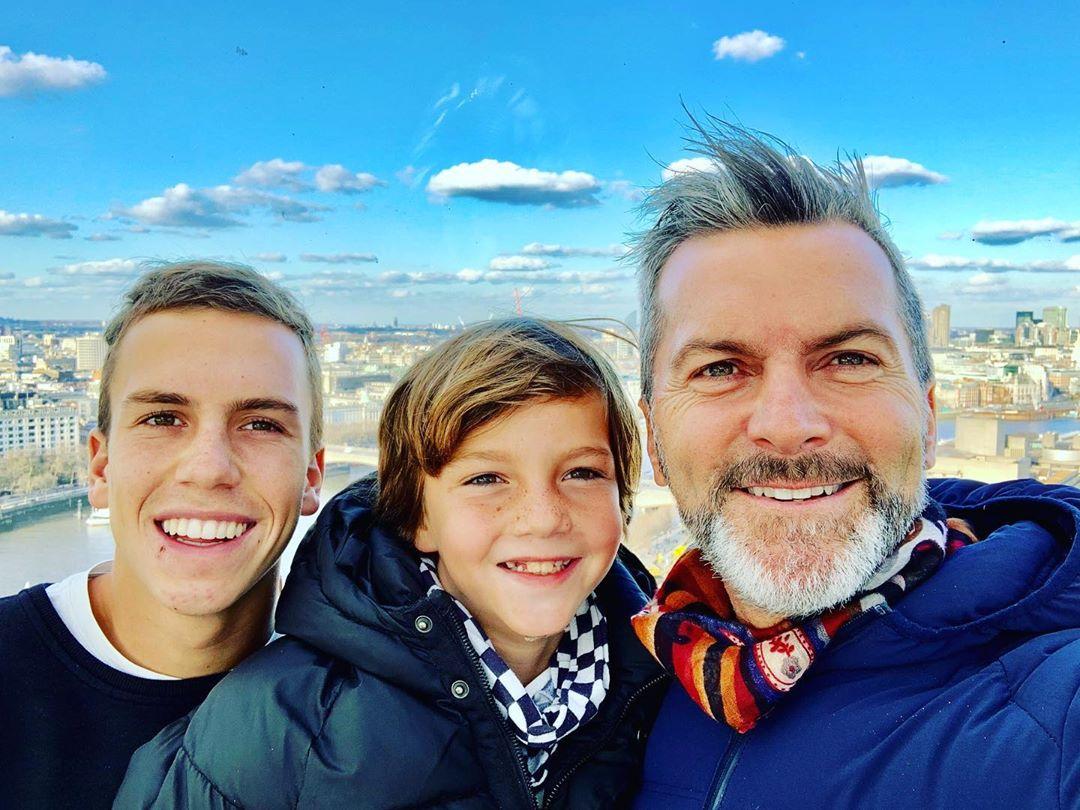 Familia Sánchez – Bolocco en cuarentena por coronavirus… salvo Diana