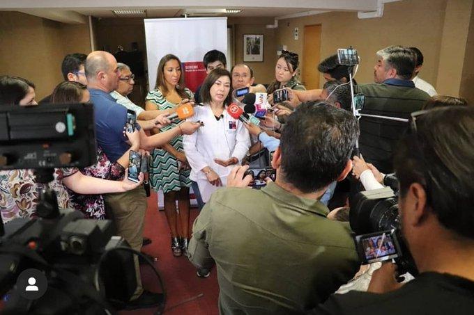 Seremi de Salud Araucanía da positivo y gabinete regional queda en cuarentena