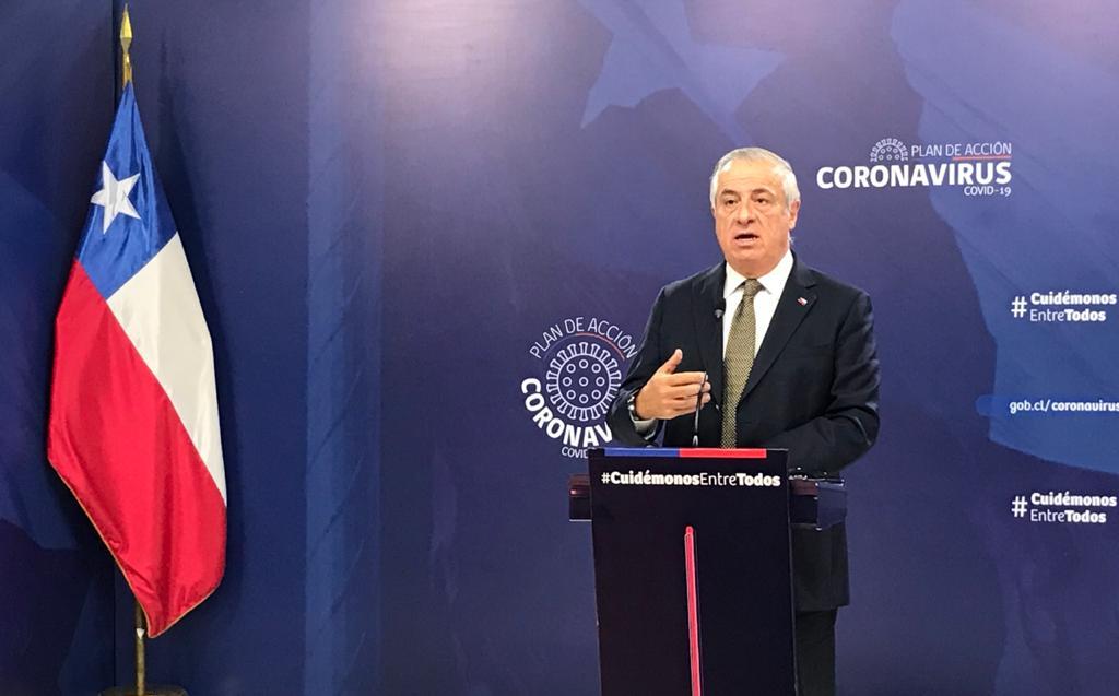 Aumentan a 746 casos de Covid-19 y el ministro dice que «lo peor está por venir»