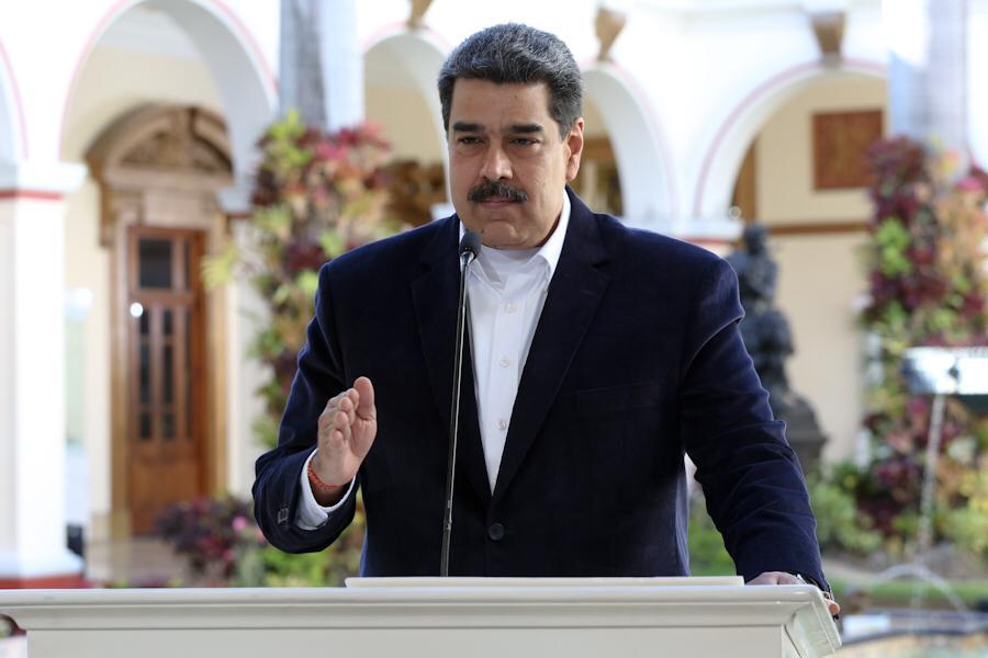 Gobierno de EEUU ofrece 15 millones de dólares por captura de Nicolás Maduro y lo acusa por narcotráfico